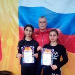 Пер-во края по самбо 2019 05-06 г.р. девушки