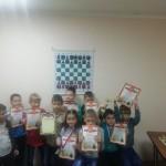 Шахматы (дошколята)5.05.19г
