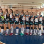 2 м -волейбол Лермонтов 16-18.05.19г