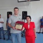 Награда Селезнева от Минспорта