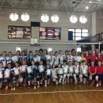 Турнир по волейболу Кисловодск 11-12.06.2019